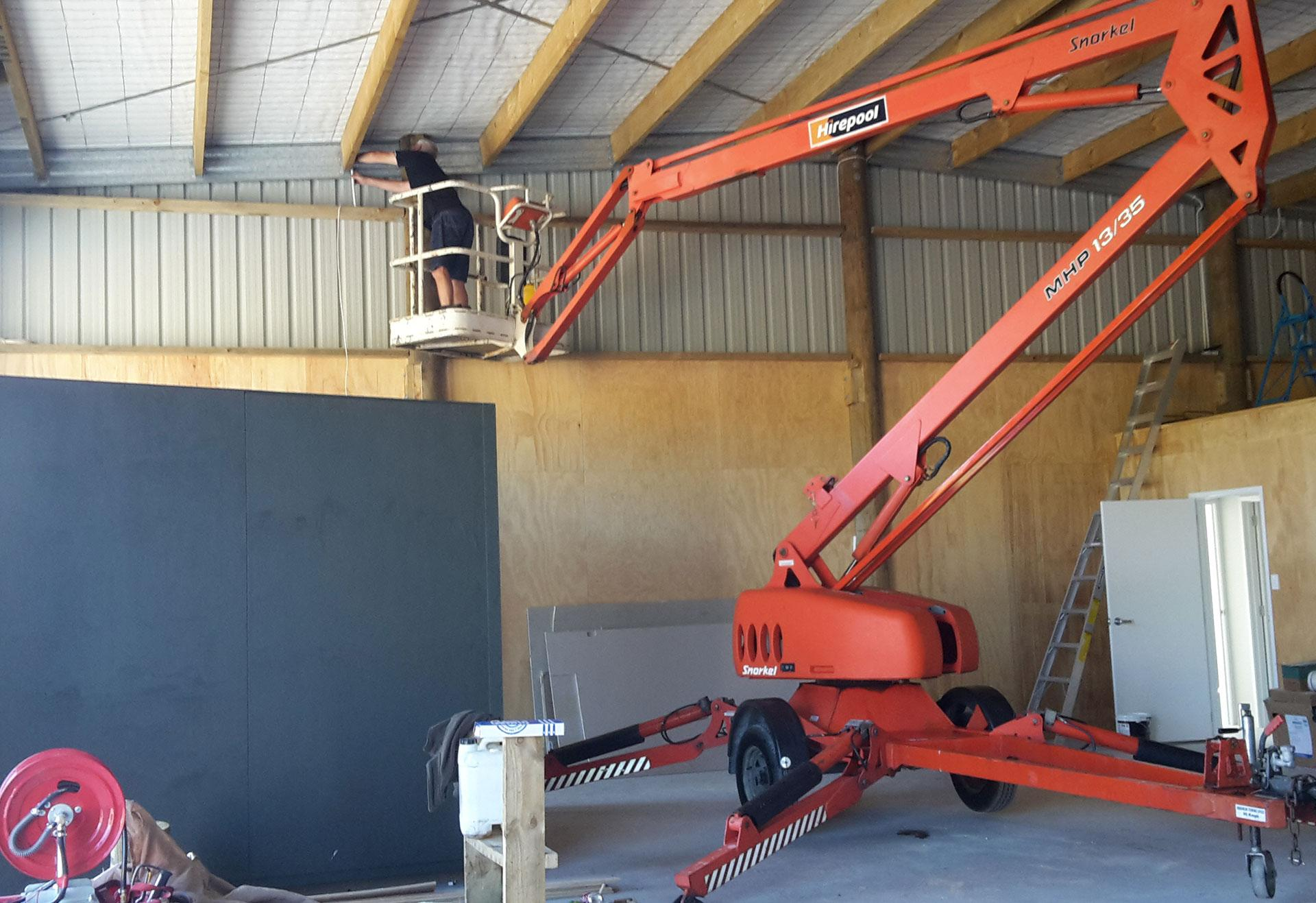 industrial electrician services based in auckland and waikato